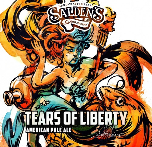 American Pale Ale Tears of Liberty